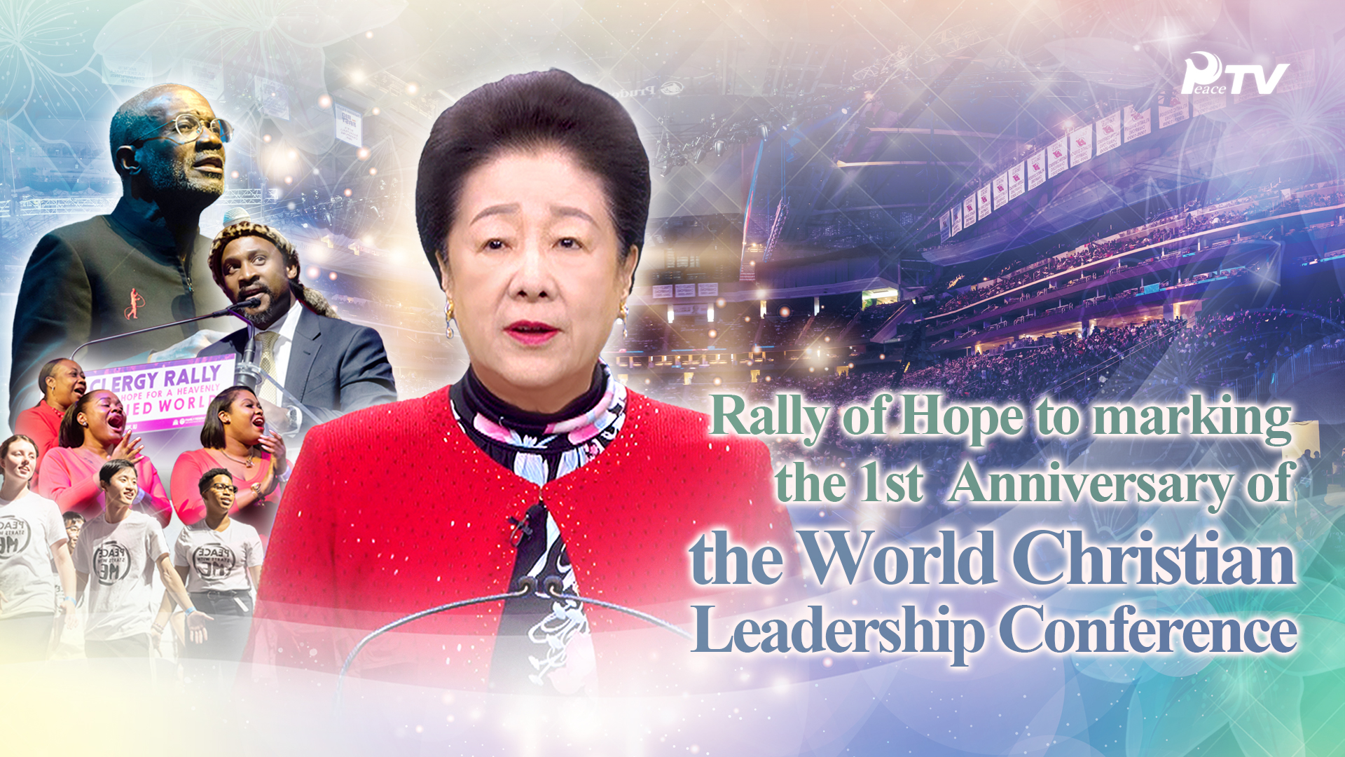 4th Rally of Hope for the Realization of a Heavenly Unified World